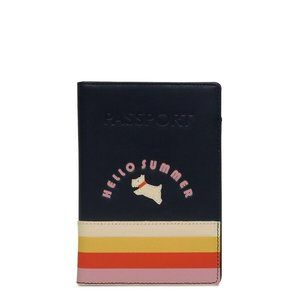 Radley London Hello Summer Leather Passport Cover